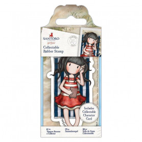 Collectable Rubber Stamp - Santoro - No. 42 Summer Days - Gorjuss