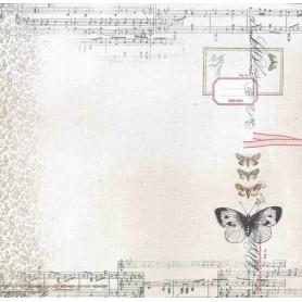 Papier 30x30 Cabinet de Curiosités 06 - 1f - Toga