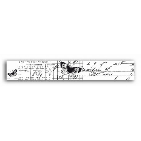 Masking Tape Cabinet de Curiosités 10 m - Toga