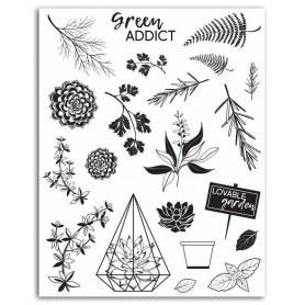 Tampons Oh my Green 21 pcs -Toga