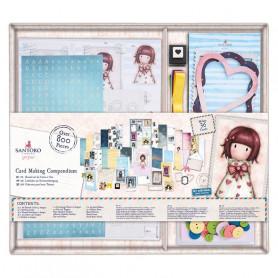 Kit Card Making Compendium Santoro - Gorjuss