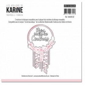 Dies Rêve en couleurs 2pc - Les Ateliers de Karine