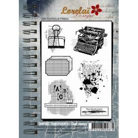Tampons En toutes lettres - Lorelaï Design