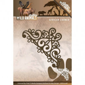 Die African Corner - Wild Animals - Amy Design