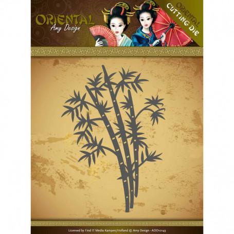 Die Bambou - Oriental - Amy Design Die Bamboo