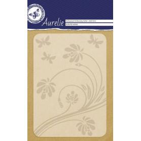 Classeur de gaufrage A6 Butterfly Habitat – Aurelie – Embossing folder