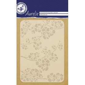 Classeur de gaufrage A6 Fleurs – Aurelie – Embossing folder Budding Blossom
