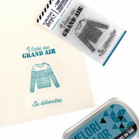 Tampons Virée au grand air - Bord de mer – Florilèges Design