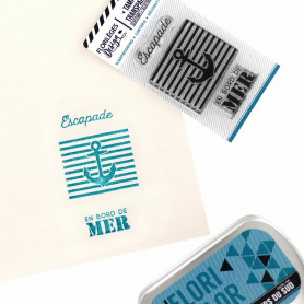 Tampons En bord de mer – Florilèges Design