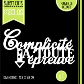 Die Complicité - Sweety Cuts – Florilèges Design