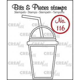 Tampon Smoothie – Bits and Pieces no 116 - Crealies