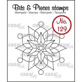 Tampon A lot of circles – Bits and Pieces no 129 - Crealies