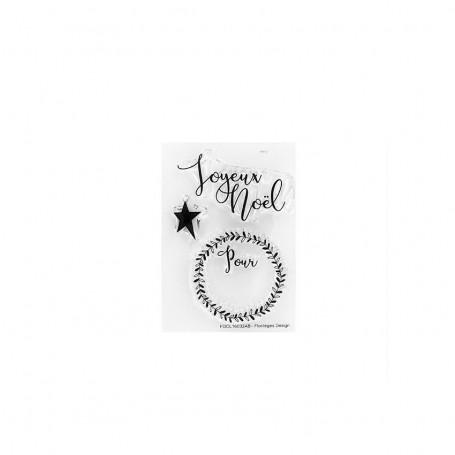 Tampons Joyeuse Couronne – Florilèges Design