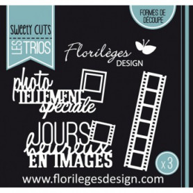 Dies Jours en Images - Sweety Cuts – Florilèges Design