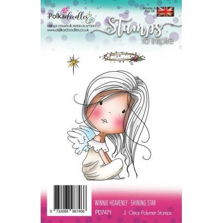 Tampons Winnie Heavenly Shining Star – Polkadoodles