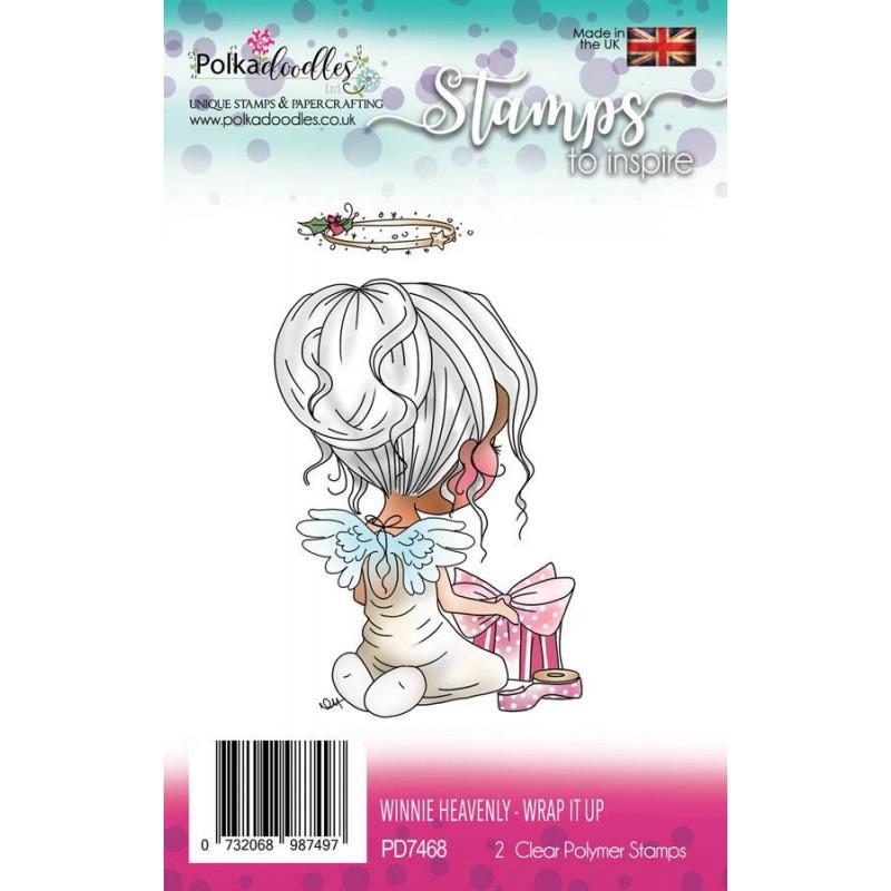 Tampons Winnie Heavenly Wrap it up – Polkadoodles