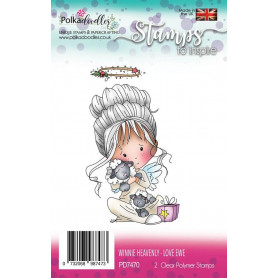 Tampons Winnie Heavenly Love Ewe – Polkadoodles