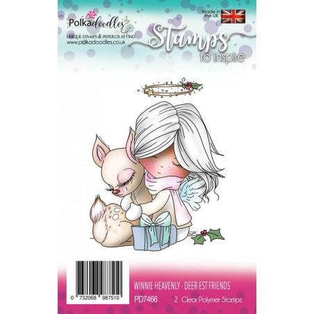 Tampons Winnie Heavenly Deerest friends – Polkadoodles