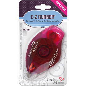Roulant-collant permanent 15 m rechargeable E-Z Runner – 3L