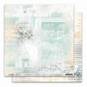 Papier 30x30 Parfum de roses 3 - 1 feuille - Lorelaï Design