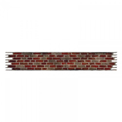Sizzlits Decorative Strip Die Brick by Tim Holtz – Sizzix