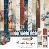 Set de papier 30x30 Il est temps 6f et 1 planche de tags - Lorelaï Design