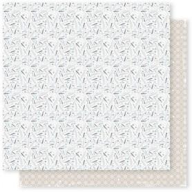 Papier 30x30 Altitude 1 1feuille - Mes Ptits Ciseaux