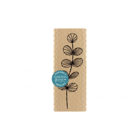 Tampon Eucalyptus - Miss Charleston - Florilèges Design