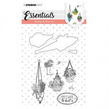 Dies & stamps Essentials 16 - Studio Light