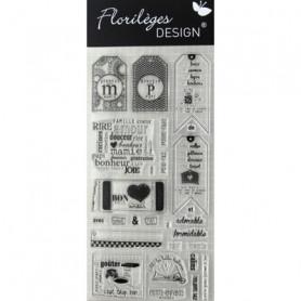 Tampons Génération Papi Mamie – Florilèges Design
