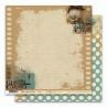 Set de papier 30x30 Shooting Photos 6f et 1 planche de tags - Lorelaï Design