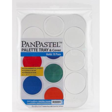 Palette pour 10 couleurs Panpastel – palette tray