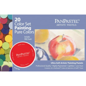 PanPastel Painting Set 20 couleurs - 30201