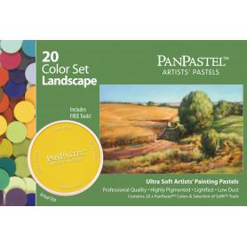 PanPastel Landscape Set 20 couleurs - 30202