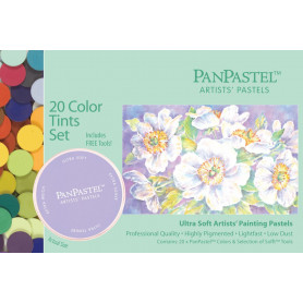 PanPastel Tints Set 20 couleurs - 30204