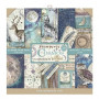 Set de papier 30x30 Cosmos 10 feuilles - Stamperia