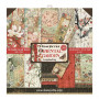Set de papier 30x30 Oriental Garden 10 feuilles - Stamperia