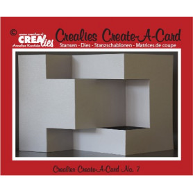 Die Create A Card no 7 - Crealies