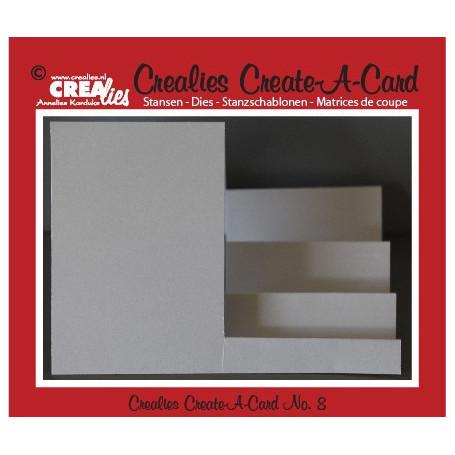 Die Create A Card no 8 - Crealies