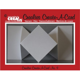 Die Create A Card no 9 - Crealies