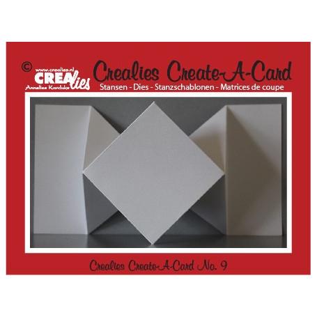 Die Create A Card no 9 - Crealies