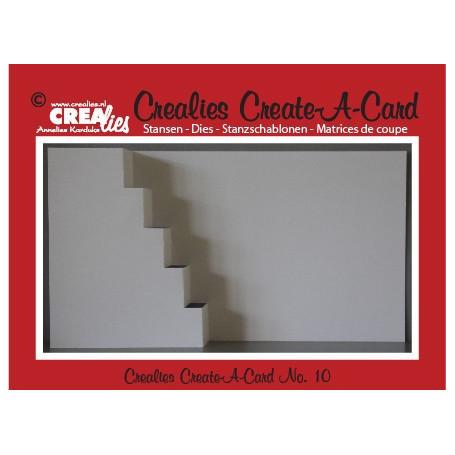 Die Create A Card no 10 - Crealies
