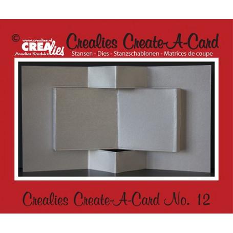 Die Create A Card no 12 - Crealies