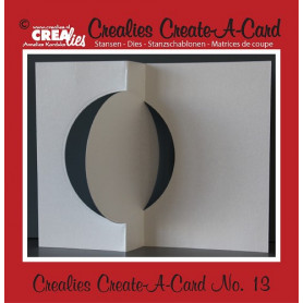 Die Create A Card no 13 - Crealies