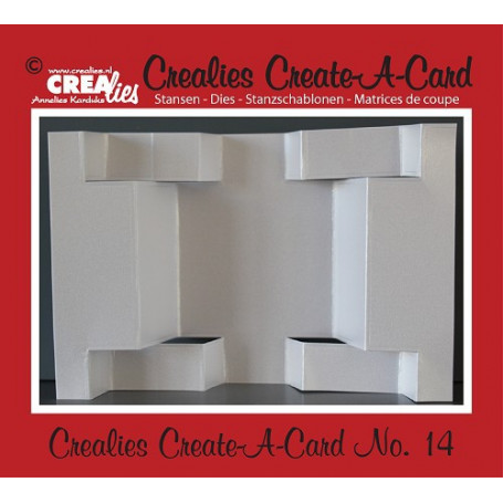 Die Create A Card no 14 - Crealies