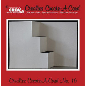 Die Create A Card no 16 - Crealies
