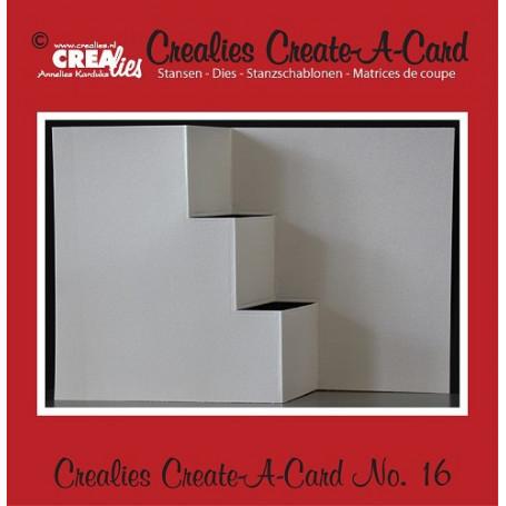 Die Create A Card no 16 - Crealies