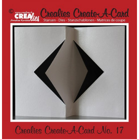 Die Create A Card no 17 - Crealies