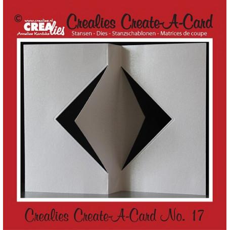 Die Create A Card no 17 - Crealies