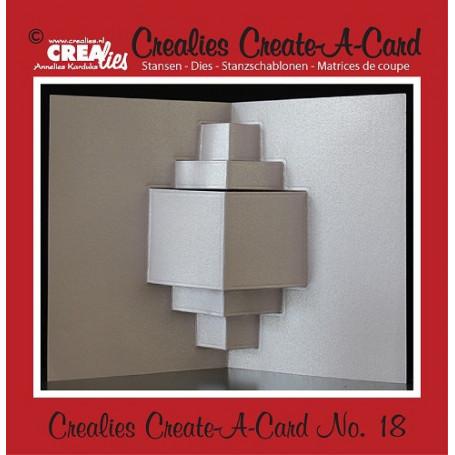 Die Create A Card no 18 - Crealies